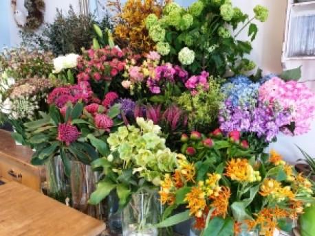 Blossom House bouquet